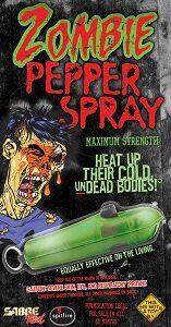 Zombie pepperspray