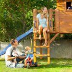 Pfefferspray Kinder Spielplatz
