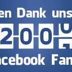 Pfefferspray 2000 Facebook Fans
